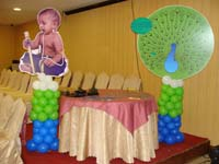 Little Krishna Birthday theme Candy Counter