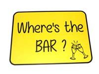Wheres the BAR ?