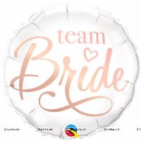 Team Bride Foil Balloon (18 inch)