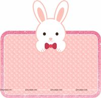 Bunny theme Wish Board