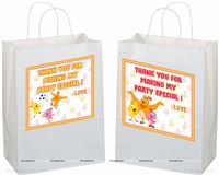 Stickered gift bags - Eena Meena Deeka