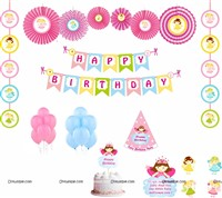 House party kit @ 999 - Princess Theme Party - Decoration Supplies