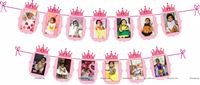 Princess theme Photo Bunting