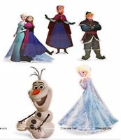 Frozen poster pack of 5