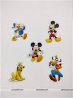 Mickey Poster pack of 5