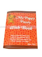 Puppy Pawty Wish Book