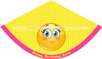 Smiley Hats (Set of 6)