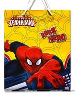 Pre Printed Gift Bags - Spiderman birthday party supplies