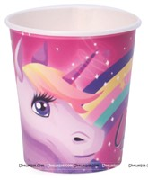 Cups - Theme based - Unicorn themed birthday party supplies & decorations