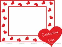 Valentine Celebrating Love Photo Booth