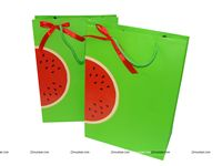 Watermelon Goodie Bags (Pack of 6 )