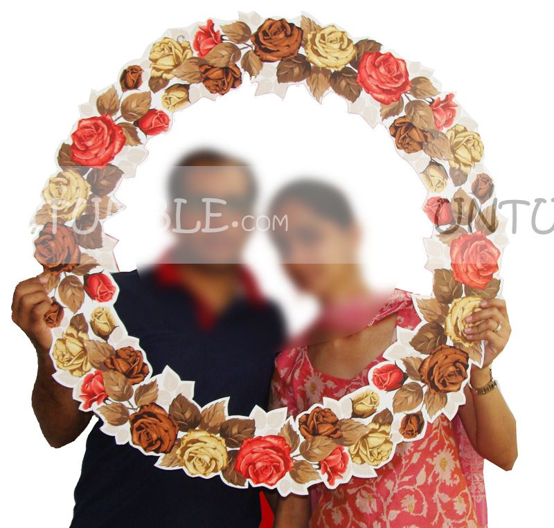 Floral Photo Booth
