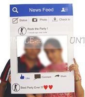 Facebook Photo Booth Frame