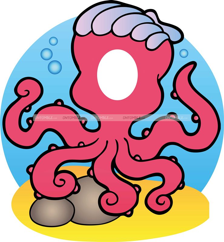 Octopus Photo Booth