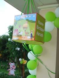 Barnyard birthday theme Pinata