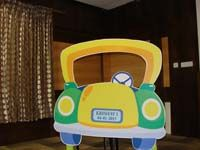 Car Theme Photo Booth
