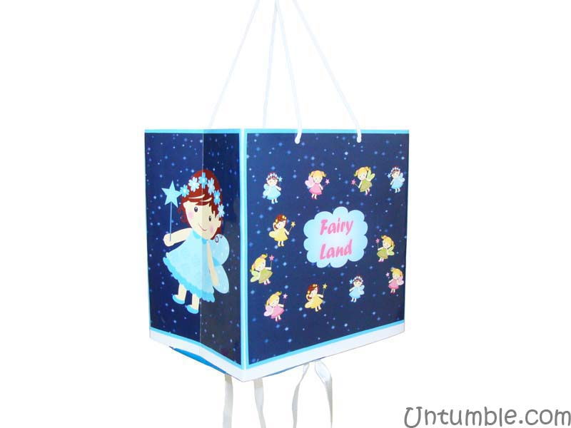 Starry night fairy pinata