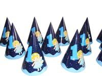 Starry night fairy hats (Set of 6)