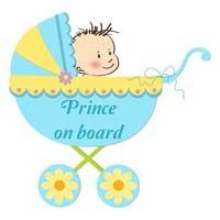 Prince on board