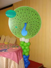 Little Krishna Birthday theme Wish Tree
