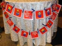 Nursery Rhymes Birthday theme Happy Birthday Banners