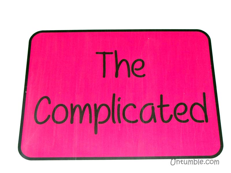 The Complicated !