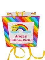 Rainbow Birthday theme Pinata