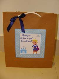 Little Prince Party Bags