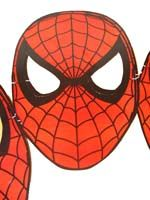 Spiderman masks (Pack of 10)