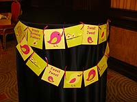 Tweety Birthday theme Happy Birthday Banners