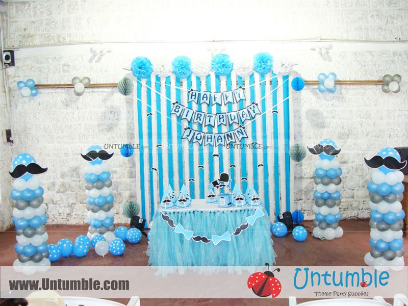 Event packages by Untumble