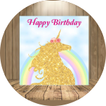 Birthday banners themed to your occassion