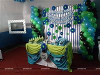 Archana kumari : We bought little man theme,it was awesome, it made our party look classy.  We will reccomend it to our friends. Thanku Untumble!!!