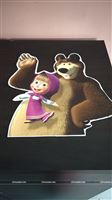 Ambika Roy Johri : Absolutely the best in its category. I got the Masha and the bear theme party supplies customised from the team. Not only did they do a fabulous job but made sure it got delivered promptly even after a shirt notice. I am looking forward to place many more orders with them for all my upcoming events. 😀