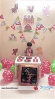 Swetha :  Received the package,Thanq ur decor made my baby day...she loved it a lot ...All the cutouts were pretty....At reasonable prices.. Will order again