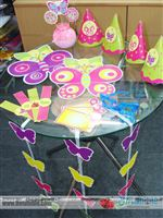 Kids love butterflies and what better than a butterfly theme party for your little munchkin.