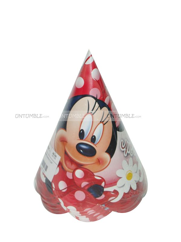 Minnie Paper Cap (Set of 10)