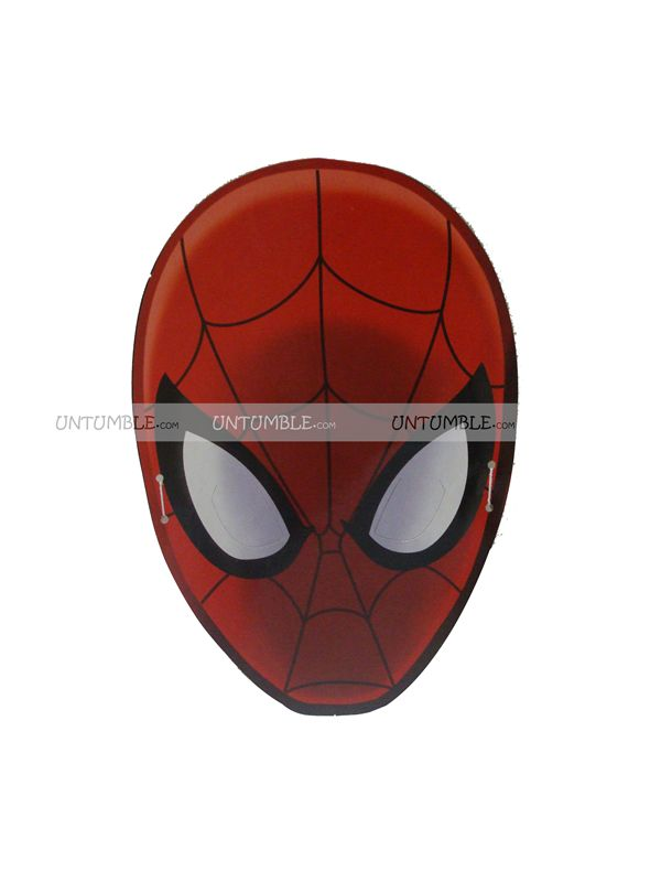 Amazing Spider Man Face Mask