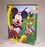 Mickey Club House Return Gift Bag