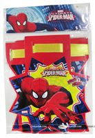 SPIDERMAN THEME Banner/BUNTING