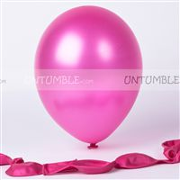 Pink Metallic balloon (Pack of 20)