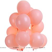 Peach Balloons (Pack of 20)