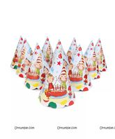 Birthday Party Hats (Set of 10)