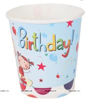 Generic Happy Birthday Cups