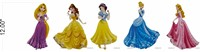 Disney Princess Posters (Pack of 5 )