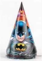 BATMAN THEME HATS (Set of 10)