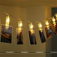 Photo Clips String Lights ( 10 clips)
