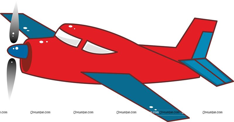 Aeroplane birthday theme Posters / Cutouts