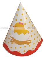 Duckie Hats (Set of 6)