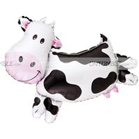Cow Foil Balloon